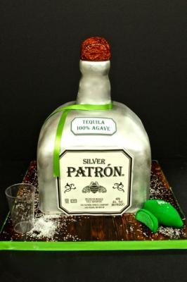 Patrón Bottle