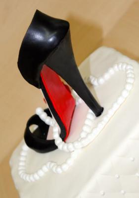 Louboutin Shoe