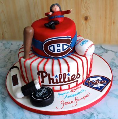 Philadelphia Phillies/Montreal Canadians