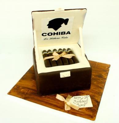 Cohiba Box