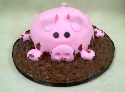 Mud Piggy