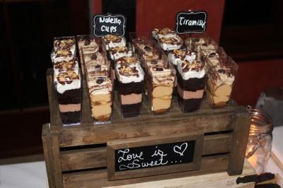 Nutella / Tiramisù Cups